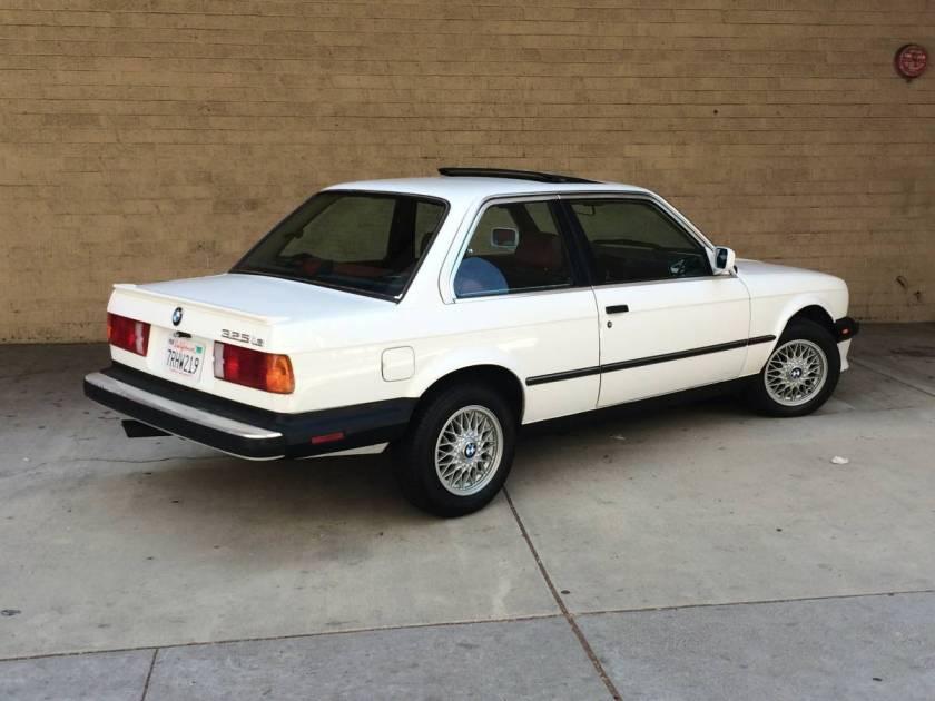 1987 325is rear