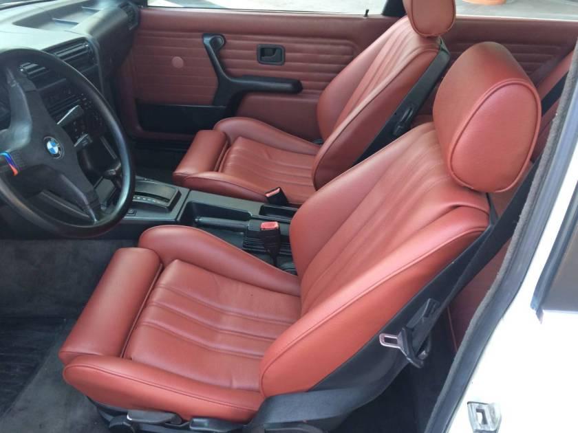 E30 Interior New