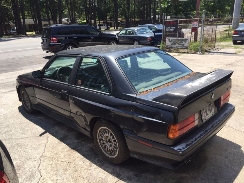 High mileage E30 M3