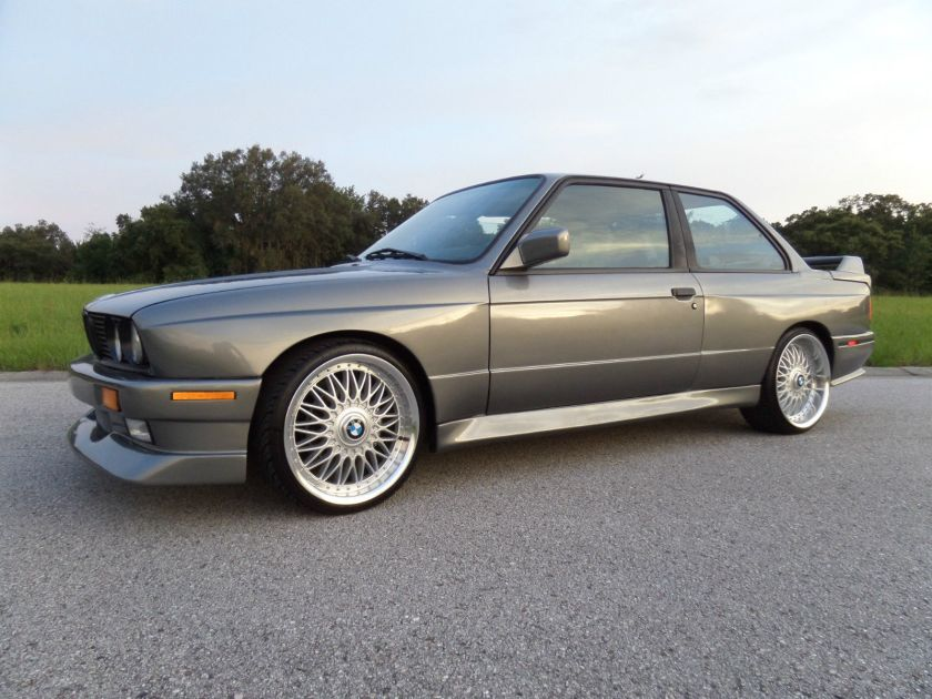 E30 M3 Body Conversion Replica Bimmerzeit